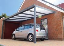 Ihrem Auto Einen Extra Schutz Geben  Gardendreams Facade Example for Auto Canopy Carport