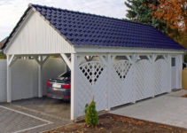 Individuelle Carports Aus Holz  Qualität Made In Germany Image Example in Metal Carport Repair