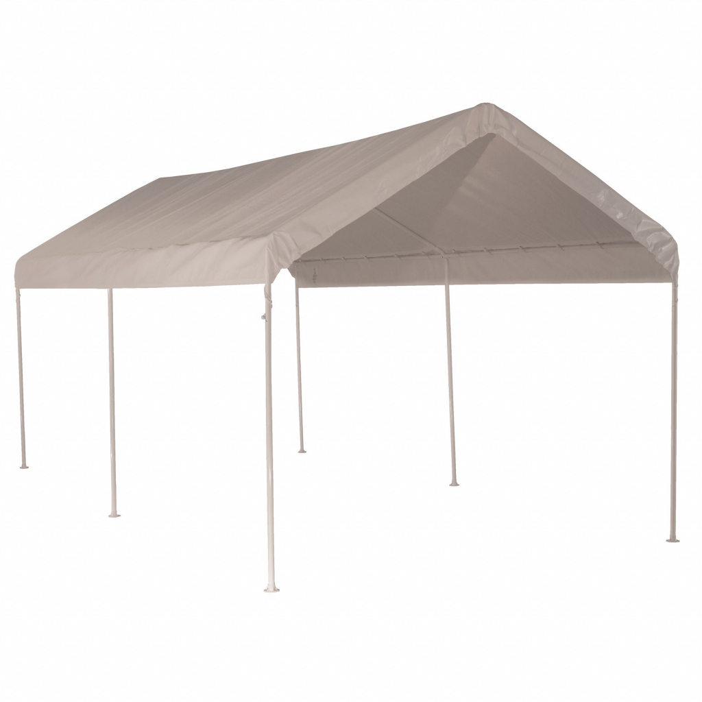 Landscaping Excellent Shelterlogic Canopy Design For Cozy Picture Sample in Shelterlogic 10X20 Canopy Carport