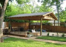 Lovely Open Carport Storage Ideas Home Decoration With Facade Example of Backyard Carport Ideas