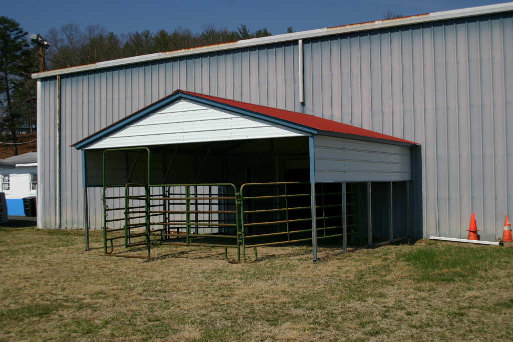 Mcintosh County Ok Carports  Steel Carports Mcintosh County Facade Sample for Metal Carport Oklahoma