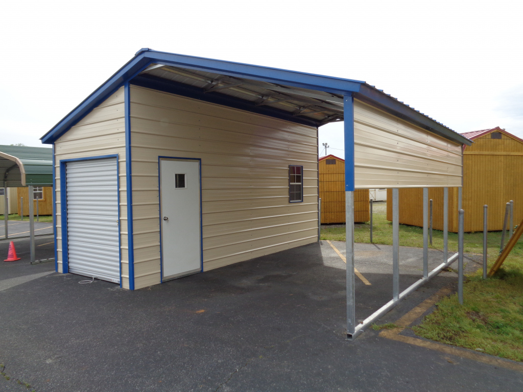 Metal Building And Carport Gallery  Eagle Carports Photo Sample of American Steel Carport Calculator
