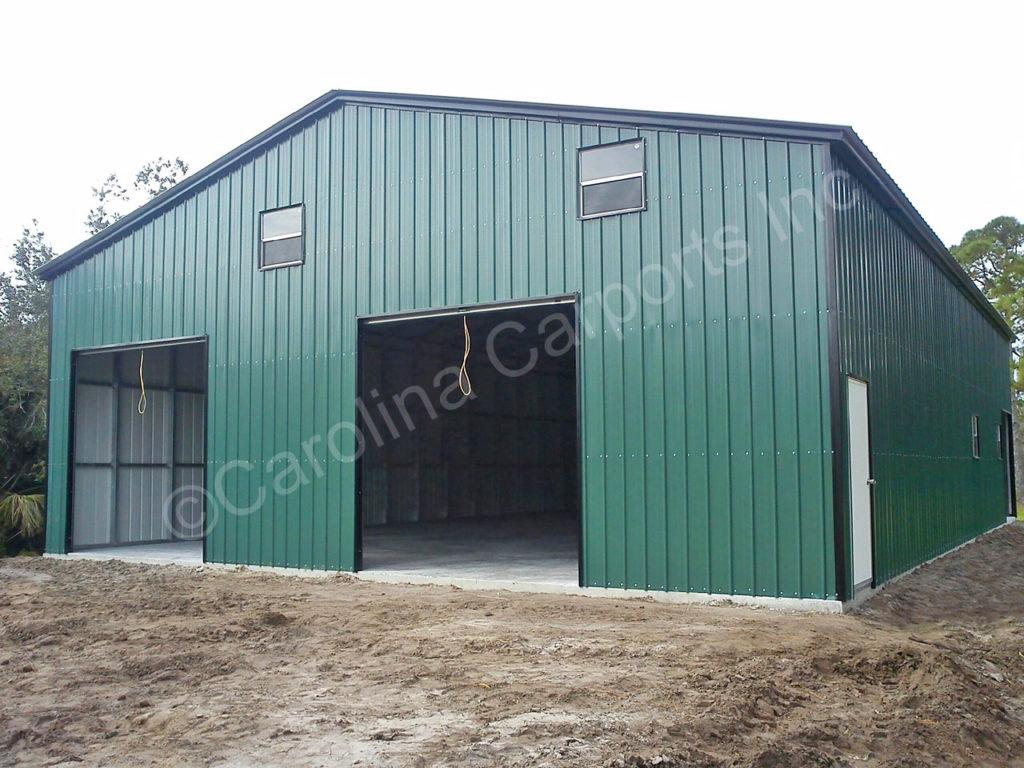 Metal Buildings Townville Pa  Carportsbarnsgarages Image Example in Metal Carport Installers