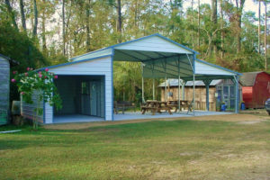 Metal Carport Garage Design — Mile Sto Style Decorations Image Sample for Metal Carport Rv