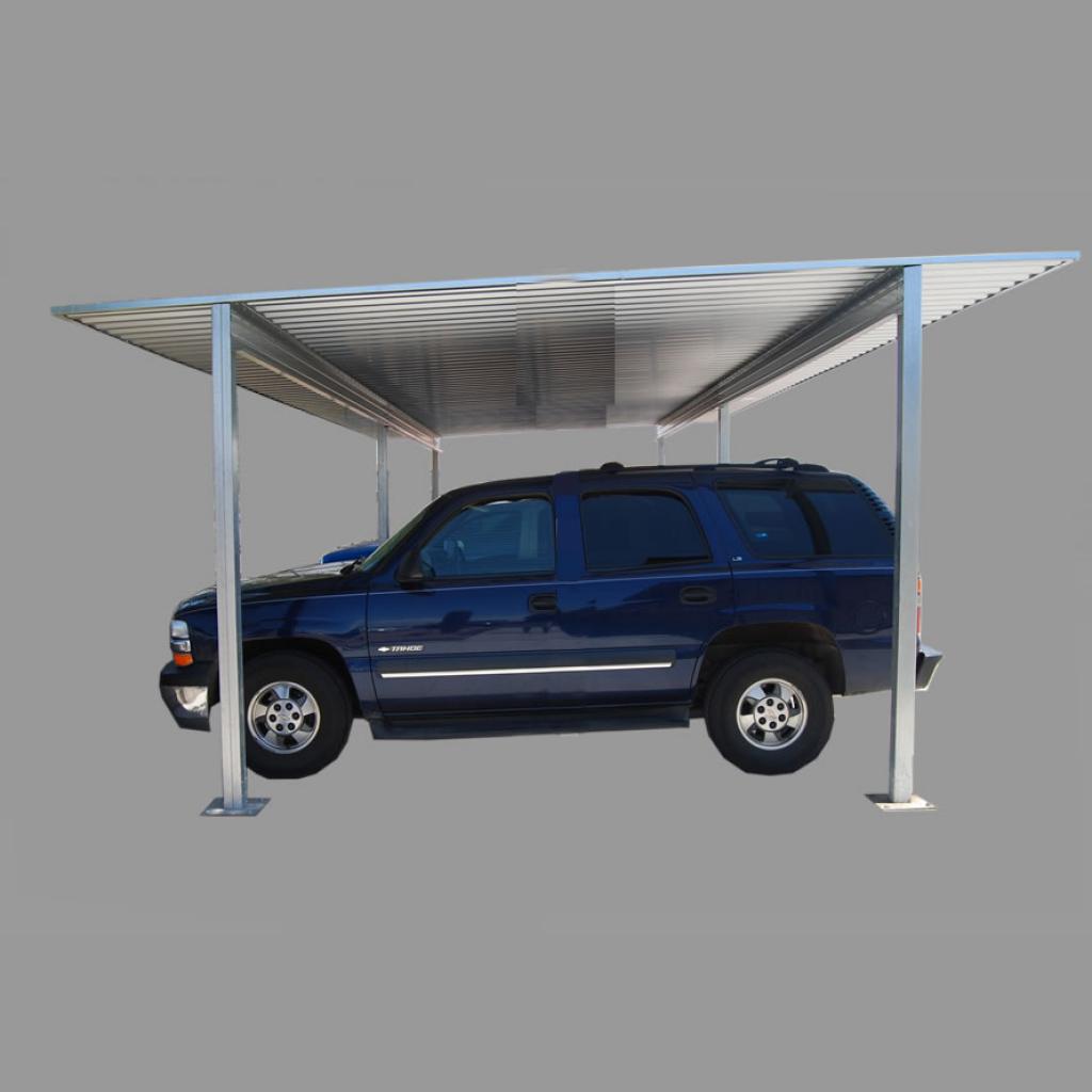 Metal Carport Kit 6 Car 8 Post Kit For Sale At Metalcarport Picture Example for Diy Carport Kit Prices