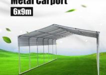 Metal Carport Portable Wonderful Home Improvement Steel Kits Picture Example of Steel Carport Frame Kit