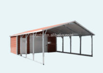 Metal Carport With Storage Room  Buy Steel Workshopschina Steel Carport  Kits Manufacturermetal Carport With Storage Room Product On Alibaba Image Sample of Buy Metal Carport Kit