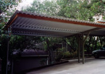 Metal Carports And Covers In Austin Garage Backyard Ideas Picture Sample of Metal Carport Support Posts