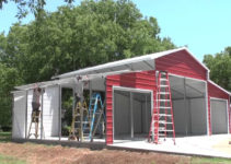 Metal Carports And Garages Ideas — Mile Sto Style Decorations Facade Example in Metal Carport Builder