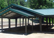 Metal Carports  Easy To Assemble Steel Carport Kits Image Example of How To Make A Metal Carport Look Good