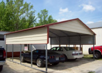 Metal Carports Winchester Tn  Winchester Tennessee Steel Image Sample in Metal Carport Tennessee