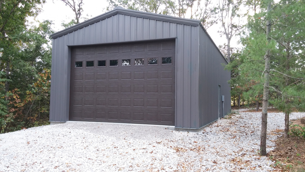 Metal Garages  18 Steel Garage Kits For Sale  General Steel Image Example for Wood Carport Kits Canada