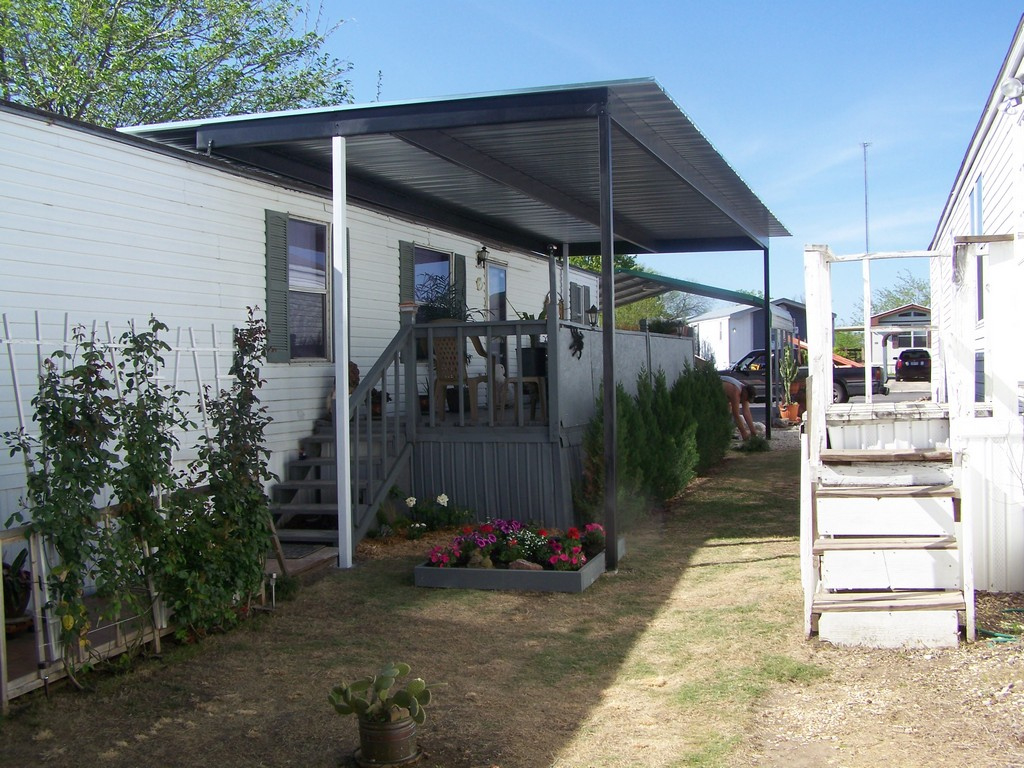 Mobile Home Carport Side Panels Cost Used Metal Carports For Picture Sample of Used Metal Carport For Sale