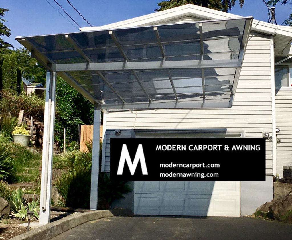 Modern Carport And Awning  19 Fotos  Markisen Picture Example for Metal Carport Seattle