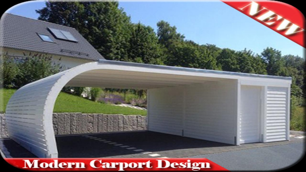 Modernes Carportdesign Für Android  Apk Herunterladen Facade Sample for Modern Carport Designs