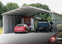 New Jersey Carports Metal Buildings And Garages Facade Sample of Metal Carport Nj
