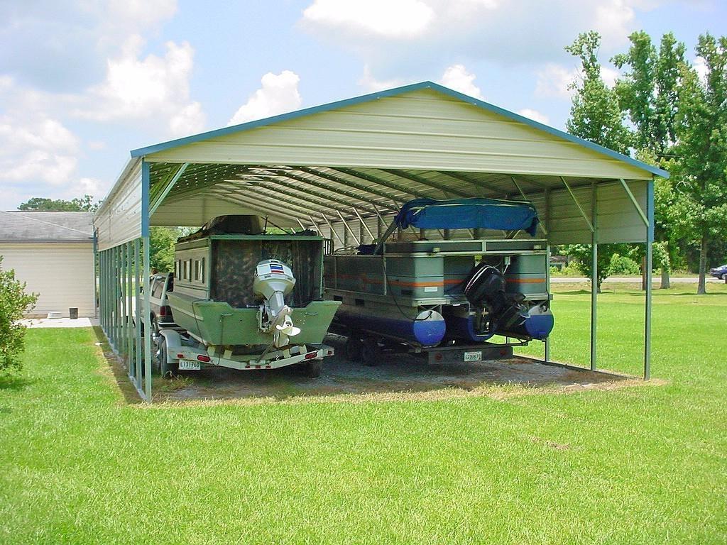 Oklahoma Carports  Metal Carports Ok  Buy Oklahoma Carports Photo Example of Metal Carport Oklahoma