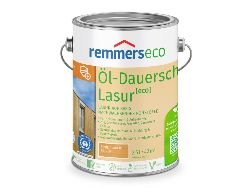 Öldauerschutzlasur Eco Lasur Auf Basis  Remmers Facade Example of Metal Carport Paint