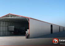 Oregon Carports Metal Buildings And Garages Facade Example for Metal Carport Portland Oregon