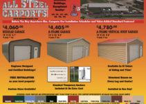 Outbuildingsok  All Steel Blog Image Sample for All Metal Carport