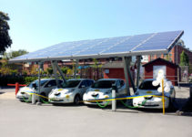 Pensilsole — Deutsch Picture Example in Solar Carport Light