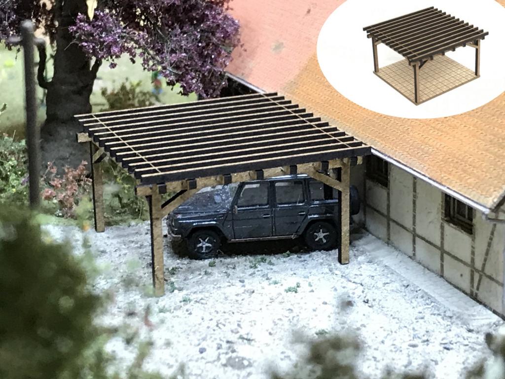 Pergola  Carport Picture Example for Pergola Carport Kit