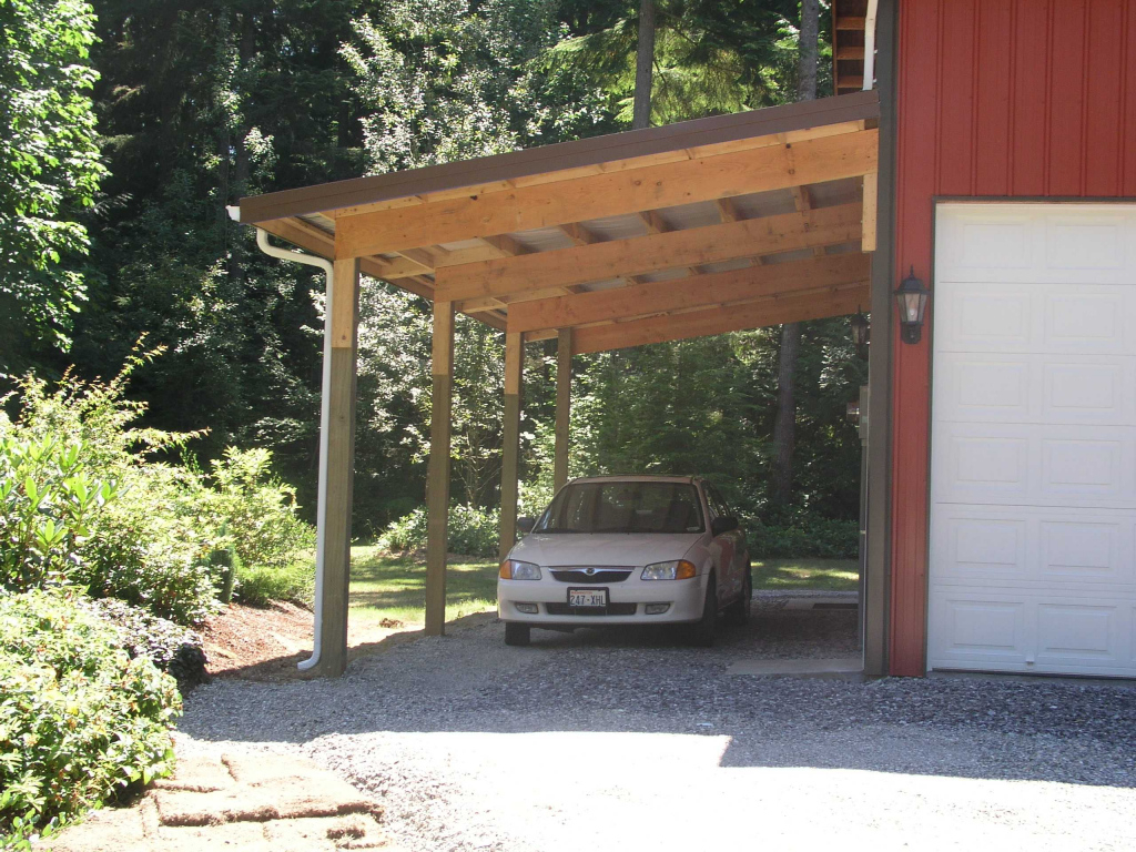 Pergola Plans Attached To House With Wood Carports Attached Image Example in Wood Carport Attached To House