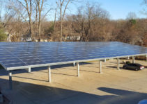 Powers Solar Frame Carport Gallery Image Sample of Residential Carport Solar Panels