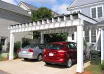 Solar Pergola  Blue Green House Photo Sample of Residential Solar Carport Cost