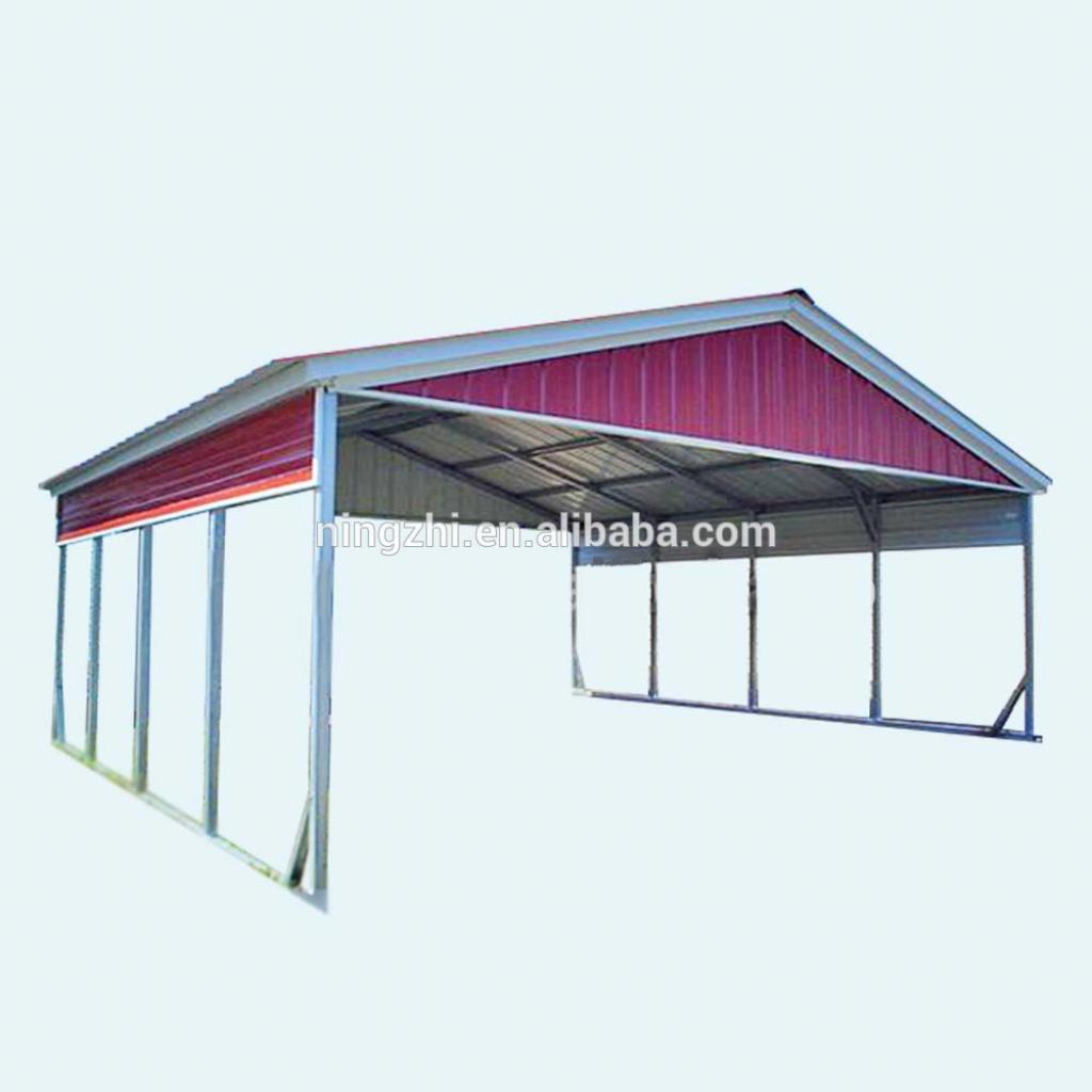 Stahlkonstruktion Carport Fabrikwohnmobil Carport Preis  Buy Edelstahl  Carportsmoderne Carportstahlrahmen Carport Teile Product On Alibaba Photo Example in Metal Carport Sheets