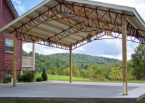 Steel Trusses – Trusswalk Truss And Metal Roofing Company Image Example of Steel Carport Trusses