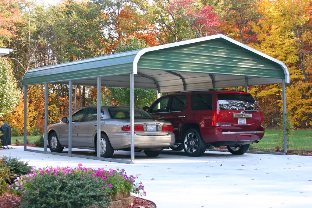 Texas Tx Metal Carports  Steel Garages Texas Tx Picture Sample of Metal Carport Utah