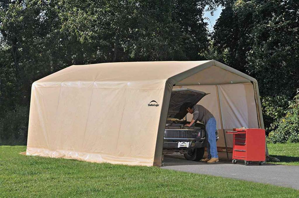 11+ Attractive Heavy Duty Portable Garage Carport Car ...