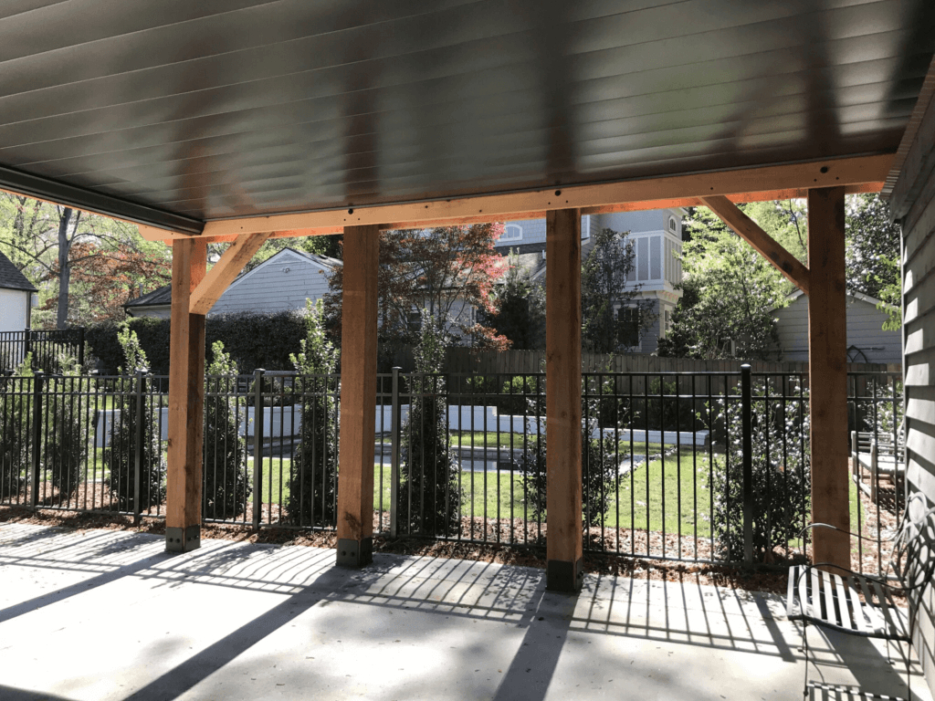 The Best Carport Design Ideas Are Beautiful And Functional Image Sample of Outdoor Carport Ideas