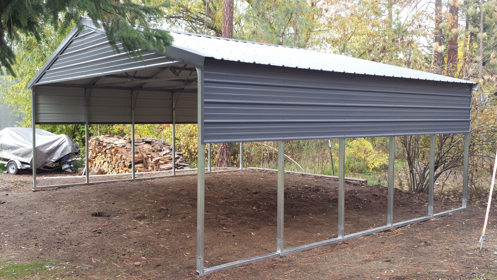 Versatube Metal Building Kits With Free Shipping Metal Photo Example for Metal Carport Snow Load