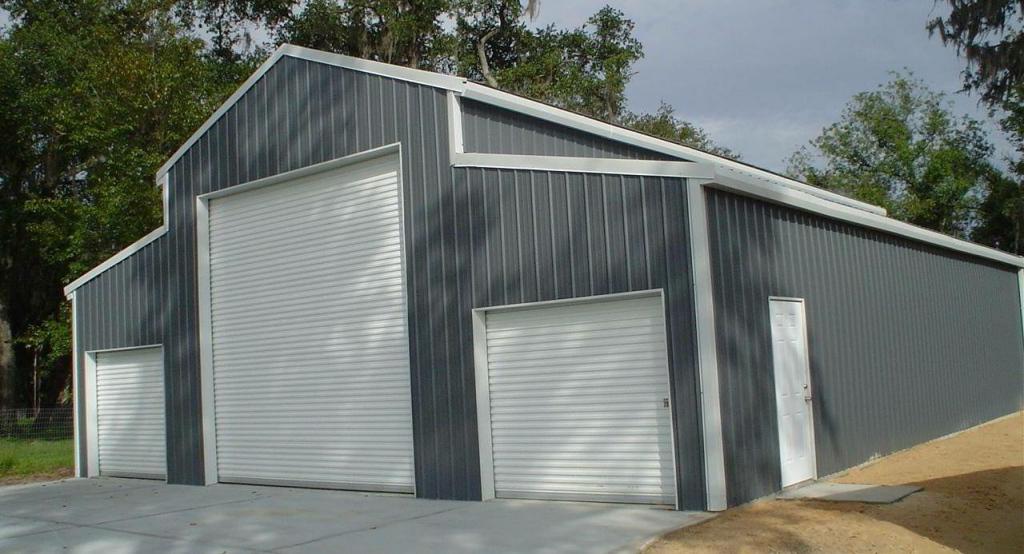 Welcome Facade Example of Metal Carport Valdosta Ga