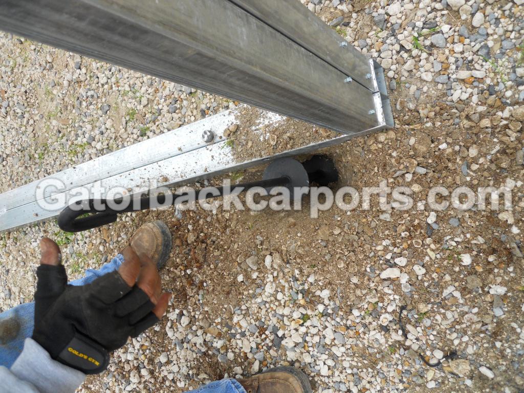 9+ Enjoyable How To Anchor A Metal Carport — caroylina.com
