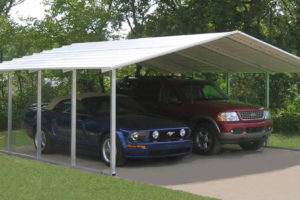 Wonderful Design Metal Carport Kits With Cheap Cost And More Facade Sample of Carport Canopy Prices
