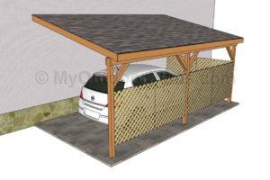 Wood Carport Designs Outdoor Plans Diy Shed Wooden Playhouse Photo Sample of Build Wood Carport Plans